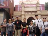 С 23 ноября по 9декабря волонтеры из Украины побывали с краткосрочной миссией в Индии.